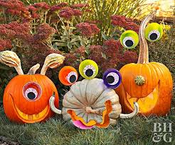 Monstrously Cool Pumpkin Carvings