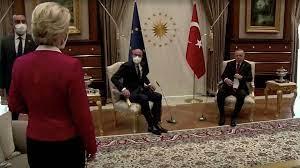 Türkei verteidigt sich gegen Vorwürfe aus Brüssel wegen Sitzordnung