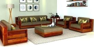 simple wooden sofa sets for living room sofa sets design simple wooden sofa sets for living