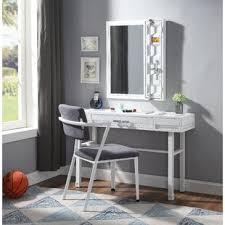 cargo vanity set with mirror