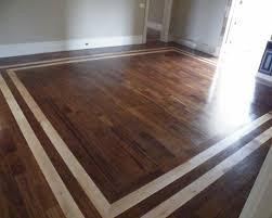 brazilian cherry floors with maple borders living room hardwood floors installing hardwood floors refinishing