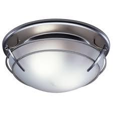 broan 757sn decorative ventilation fan and light 80 cfm 2 5 sones broan 757sn decorative fan light glass globe 80 cfm satin nickel