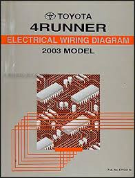 toyota runner wiring diagram image 2003 toyota 4runner wiring diagram manual original on 2003 toyota 4runner wiring diagram