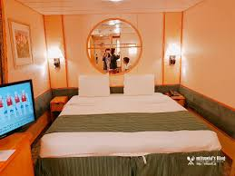 hence we booked the est acmodation available onboard the interior stateroom for our 3n royal caribbean