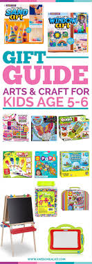 Arts \u0026 Crafts Gift Guide For Kids | Christmas Gifts Perfect Kids: The Ultimate Age 0-6