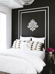 Black Wall Bedroom Ideas