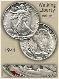 1941 Half Dollar Value Discover Their Worth