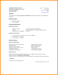 Download Undergraduate Resume Template Haadyaooverbayresort Com
