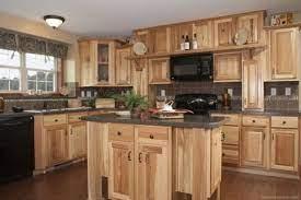 24 Modern Farmhouse Kitchen Cabinet Makeover Design Ideas Rustic Kitchen Cabinets Hickory Kitchen Cabinets New Kitchen Cabinets