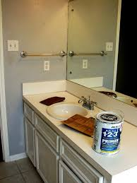 Glamorous How To Paint Countertops With Laminate Countertop On ...