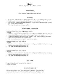 Show Resume Examples Model Resume Template Great Model Resume ...