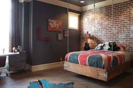 industrial style bedroom furniture. Fine Bedroom Industrial Style Bedrooms As Next Bedroom Furniture And D