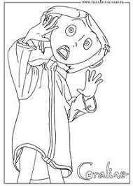 Small Picture Coraline Fan Blog CORALINE COLORING PAGES