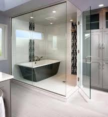 shower tub enclosures view in gallery kohler tub shower door frameless