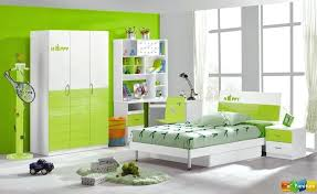 contemporary kids bedroom furniture green. Modern Kids Bedroom Set Contemporary Furniture For 4 Green