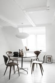 scandinavian dining rooms to make you crave for a round table cherner side chair wood