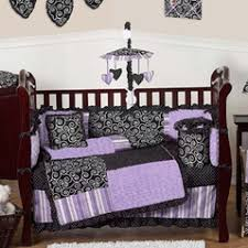 Unique Baby Girl Purple Crib Bedding M62 In Small Home Remodel Ideas with Baby  Girl Purple