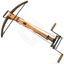 Spring Crossbow Design Is It Realistic Or Possible To Implement The Loading