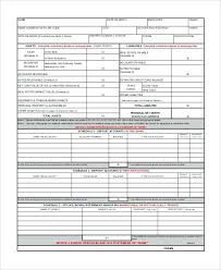 Financial Statements Templates For Excel Personal Printable ...