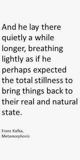 Metamorphosis Quotes