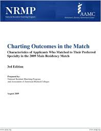 Charting Outcomes In The Match Pdf Free Download