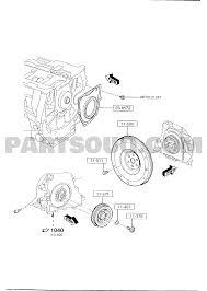 1100a 1100a piston crankshaft flywheel 2300cc 02 02