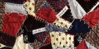 Make a Crazy Quilt Block - Interweave & Make a Crazy Quilt Block Adamdwight.com