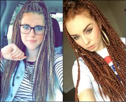 Box Braids Hair Style white girl box braids hairstyles to try right away away 8127 by wearticles.com