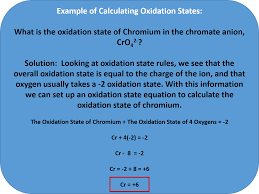 once you have mastered calculating oxidation states you can start evaluating chemical reactions to determine if they are oxidation reduction reactions