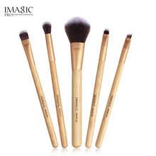 <b>Профессиональный набор кистей</b> для макияжа, 5 шт./компл ...
