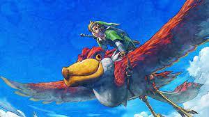 Zelda Skyward Sword HD footage shows a ...
