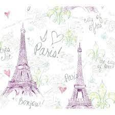 York Wallcoverings Paris Wallpaper ...