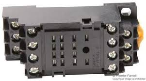 pyf14a e omron industrial automation relay socket din rail omron industrial automation pyf14a e