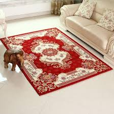 carpet for living room. classical red carpet area rug for living room large size rugs and carpets bedroom slip