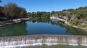 San gabriel river rv camp rsrt. San Gabriel River Georgetown Texas Youtube