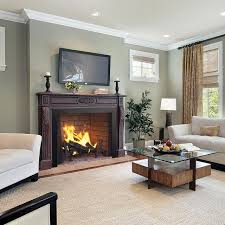 wrt4500 wood burning fireplace by superior traditional living room