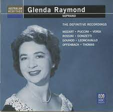 Glenda Raymond – The Definitive Recordings (2003, CD) - Discogs