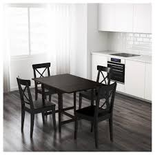 ikea ingatorp dinning table drop leaf table in 3 colors kitchen table