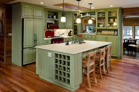 Kitchen Classy Sage Green Kitchen Cabinets Ideas For A Green
