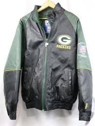 Delong Jacket Size Chart Details About Pro Player Green Bay Packers Superbowl Xxxi
