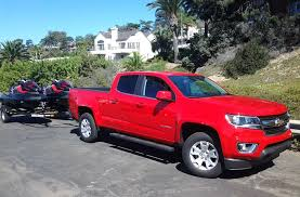 What's the 2015 Chevy Colorado 4-Cylinder like to Drive? [First ...