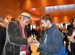 Ancora un giorno alla Festa del Cinema con Renzo Arbore e il cast de Il  Paziente Inglese - art a part of cult(ure)