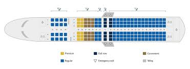 American Airlines 738 Seating Chart Copa Airlines Fleet Boeing 737 800 Details And Pictures
