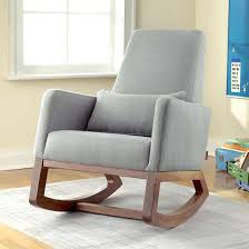 chair for nursery. gray rocking chair for nursery image of modern grey