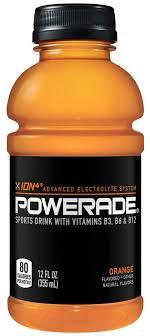 view powerade orange via smartlabel