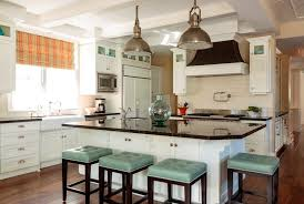 vintage industrial bar stools kitchen contemporary with accent