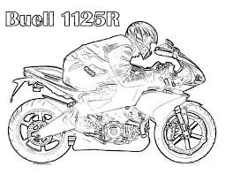 Small Picture Coloring Pages Of Dirt Bikes FITFRU Style Dirt Bike Coloring