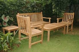 Beautify and Protect Outdoor Wood Furniture with Water Proofer
