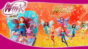 Winx Club - Bloomix Fairy [TV SPOT - Vietnam] - YouTube