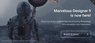 Marvelousdesigner